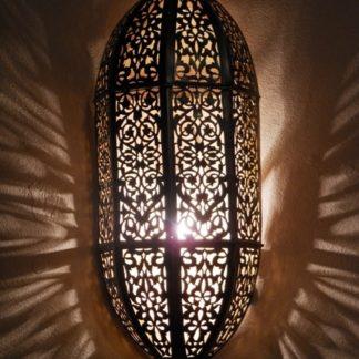 Applique murale marocain en cuivre 53